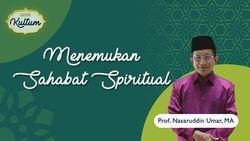 Menemukan Sahabat Spiritual