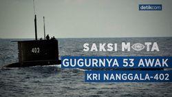 Saksi Mata: Situasi Blackout & Gelombang Bawah Laut KRI Nanggala-402