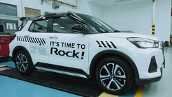 Its Time To Rock! Daihatsu Rocky Meluncur di Tanah Air