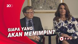 Usai Bercerai, Begini Nasib Yayasan Bill Gates dan Melinda