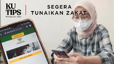 KuTips: Tips Aman Bayar Zakat Fitrah Online