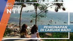 Penginapan Murah Dengan Pemandangan Langsung Labuan Bajo, Nusa Tenggara Timur