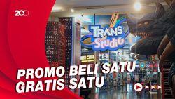 Trans Studio Cibubur Siap Temani Libur Lebaran 2021