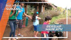 Persiapan Bermain ATV di Subang Jawa Barat