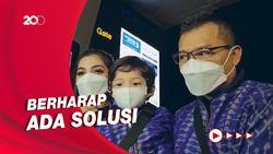 Ashanty Berangkat ke Turki untuk Jalani Pengobatan Autoimun