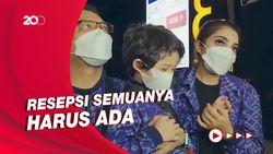 Aurel-Atta Berencana Resepsi di Turki, Ashanty: Keluarga Harus Lengkap