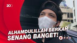 Aurel Hermansyah Hamil, Atta Halilintar Senang Bukan Main