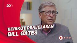 Bill Gates dan Melinda Cerai, 3 Anaknya Cuma Dapat Warisan Segini