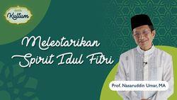 Melestarikan Spirit Idul Fitri