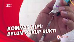 Pria Jakarta Wafat Usai Divaksin AstraZeneca, Akibat Pembekuan Darah?