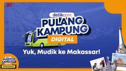 Cerita Tradisi Sampai Makanan Khas Lebaran di Pulkam Digital Makassar
