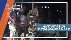 Beginilah Aktivitas Sehari-hari Warga Desa Nangahale, Flores