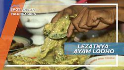 Menikmati Kelezatan Ayam Lodho,Kuliner Khas yang Legendaris di Tulungagung