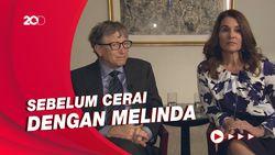 Bill Gates Dikabarkan Menjalin Pernikahan Tanpa Cinta