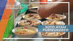 Soto Ayam Kampung Jalan Bank, Destinasi Wisata Kuliner Wajib di Kota Purwokerto