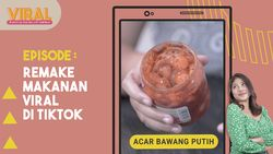 Camilan Viral di Tiktok : Acar Bawang Putih dan Ramen Kuah Mayo
