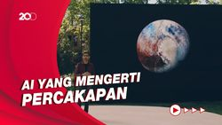 Google Kenalkan Teknologi Masa Kini: Bisa Ngobrol dengan Pluto!