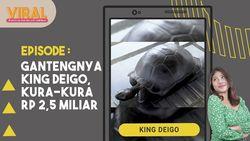 Perkenalkan Kura-kura Termahal di Indonesia, Harganya Rp 2,5 M