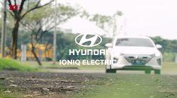 IONIQ Electric Car, Mobil Listrik Hyundai yang Banyak Plusnya
