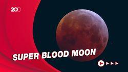 Fakta Seputar Gerhana Bulan Total yang Terjadi Hari Ini!