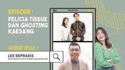 Ghosting Bikin Emosi, Studi Kasus Kisah Cinta Kaesang-Felicia Tissue