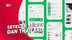 Aplikasi Line Suguhkan Platform Perbankan Digital di Indonesia