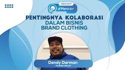 Godfather Clothing Indonesia Bicara Pentingnya Kolaborasi Dalam Bisnis Clothing