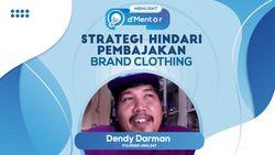 Rebranding Sebagai Senjata Hadapi Pembajakan Brand Clothing