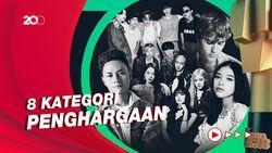 Perdana di Indonesia, Ini Daftar Nominasi JOOX Music Award 2021
