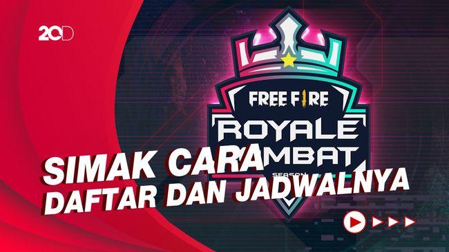 Mau Ikut Turnamen Free Fire Royale Combat Season 7?