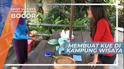 Belajar Membuat Kue Bugis di Kampung Wisata Cinangneng, Bogor