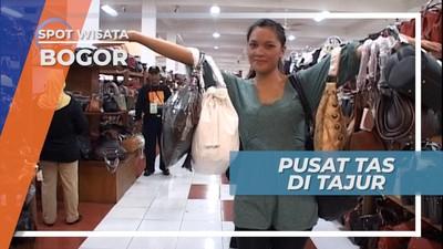 Berburu Aneka Tas di Pusat Perbelanjaan Tajur, Bogor