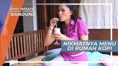 Menikmati Menu Andalan Kedai Kopi di Dago, Bandung