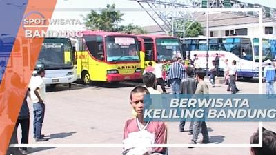 Serunya Berkeliling Kota Bandung Ala Backpacker