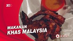Begini Wujud Asli Kuliner Ayam Kepak Seperti di Serial Upin-Ipin