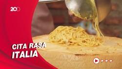 Bikin Laper: Tartufata Pizza hingga Linguini Marinara