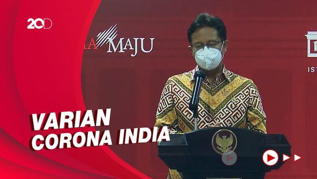 Menkes: Varian Corona Delta Mendominasi Lonjakan Kasus Jakarta-Kudus
