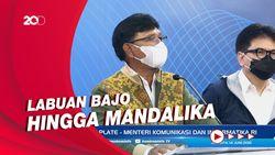 Selain Jawa, Layanan 5G Akan Meluncur di Lokasi Wisata Prioritas