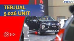 Xpander Sikut Avanza! Ini Daftar Mobil Terlaris di Mei 2021