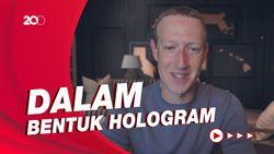 Mark Zuckerberg Bicara soal Masa Depan VR dan AR