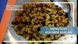 Pedas Manis Jagung Serut, Sensasi Jajanan Lezat di Surabaya