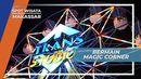 Mecoba Sensasi Bermain Wahana Magic Corner di Trans Studio, Makassar