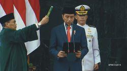 Lihat Lagi Cerita Jokowi dari Remaja Hingga Kini Berusia 60 Tahun