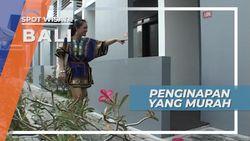 Penginapan Nyaman Berkonsep Minimalis di Bali