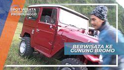 Keindahan Wisata Ke Gunung Bromo, Probolinggo