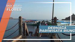 Dermaga Wisata Riung, Sensasi Baru Menikmati Keindahan Pantai, Flores