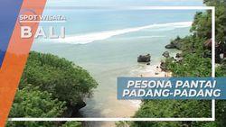Menikmati Pesona Keindahan Pantai Padang-padang Bali