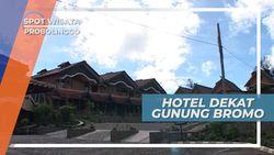 Penginapan Dengan Pemandangan Gunung Bromo Jawa Timur