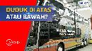 Di Mana Posisi Ternyaman Duduk di Bus Double Decker?
