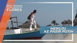 Mengarungi Lautan Menuju Pulau Rutong, Flores
